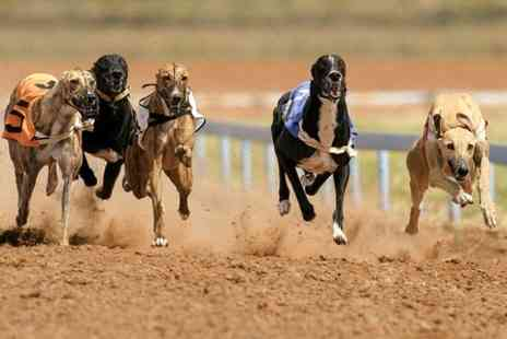 Poole Greyhounds - Entry to Poole Greyhounds  For Two With Meal, Drinks and Racecard  - Save 0%
