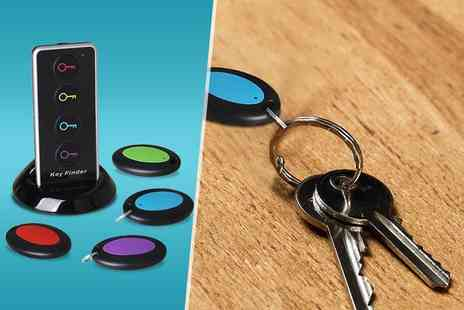 Unusual Giftz - Key finder with remote - Save 67%