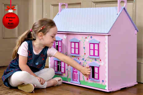 Sue Ryder -  20pc dolls house set  - Save 32%