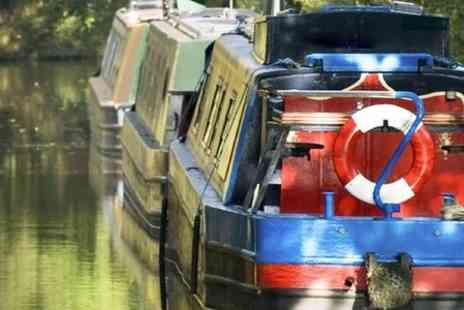 Starline Narrowboats - Three  Night Boat Hire - Save 45%