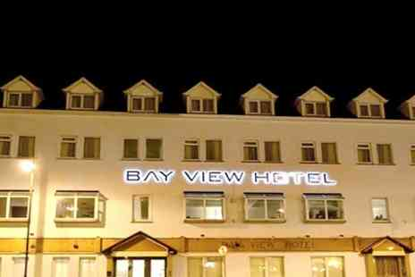 The Bay View Hotel and Leisure Centre - Two Night Stay With Breakfast For Two  - Save 44%