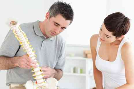 Central Oxford Osteopathy - Consultation, Treatment and Report  - Save 67%