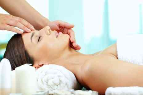 Simply Essential Hair & Beauty - Indian Head and Back Massage  - Save 50%