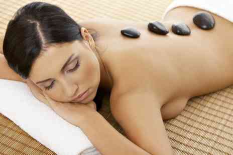 Style Essence - One Hour Hot Stone Massage  - Save 53%