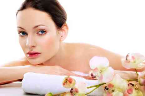 2 Be Beautiful - Pamper Package  With Moroccan Bath  - Save 67%