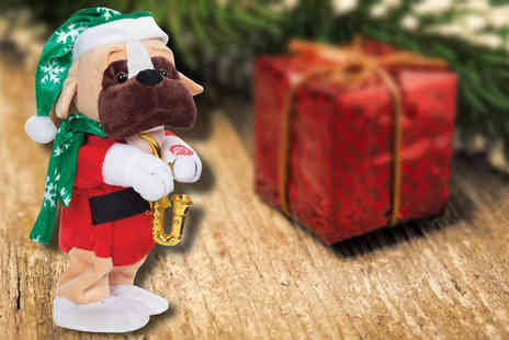 Something Great Limited - Christmas Dog and Sax Toy - Save 50%