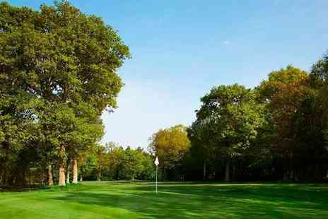 Lingfield Park Golf Club - 18 Holes & Breakfast for two - Save 61%