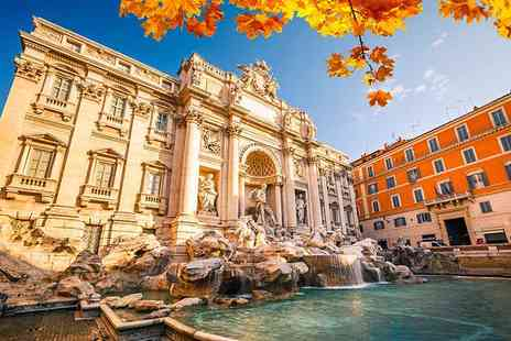 iFly Holidays - Two night Rome break with breakfast return flights and a Baroque city tour - Save 48%