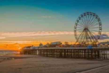 The ShoreSide Hotel And Bistro - Two night Blackpool stay for two, including a three course dinner and breakfasts - Save 0%