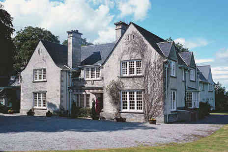 Knockomie Hotel - Two Night Scottish Highlands Break for Two with Breakfast and a Bottle of Prosecco on Arrival - Save 63%