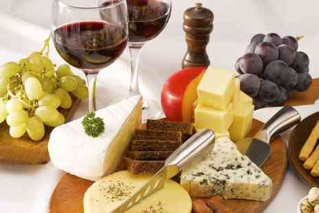 Dickens2 - Wine Tasting With Cheeseboard For Two  - Save 50%