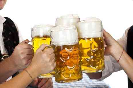 Bristol Bierkeller - Saturday Night Entrance With Meal and Litre Stein - Save 48%