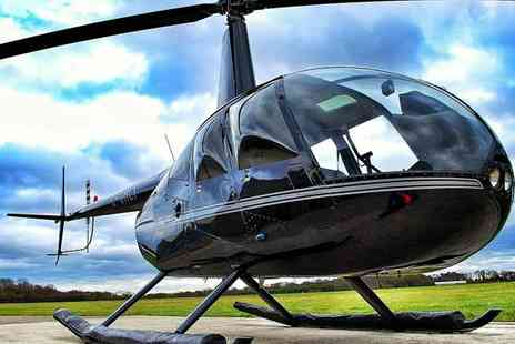 Hillmotts - Nationwide Helicopter Pleasure Flights - Save 48%