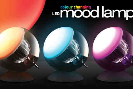 World of LEDs - LED Mood Lamp - Save 47%