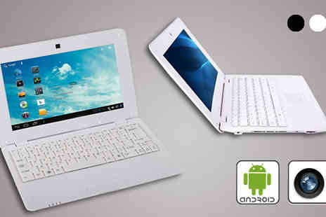 toptabs - 10.1 inch Android 4.0 Netbook - Save 58%