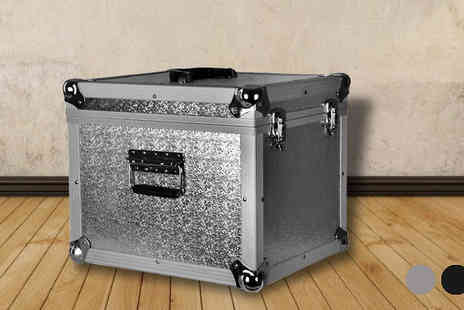 Turborevs -  Vinyl LP Storage Case - Save 33%