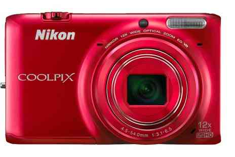 Xcess Trading - Nikon Coolpix S6500 Camera - Save 30%