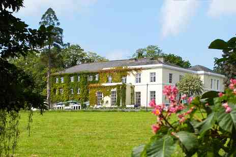 The Chase Golf - Overnight Herefordshire Stay with AA Rosette Dining - Save 36%