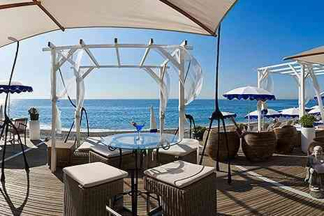 Hôtel Beau Rivage - One night 4 Star Nice Stay with Upgrade & Breakfast - Save 49%