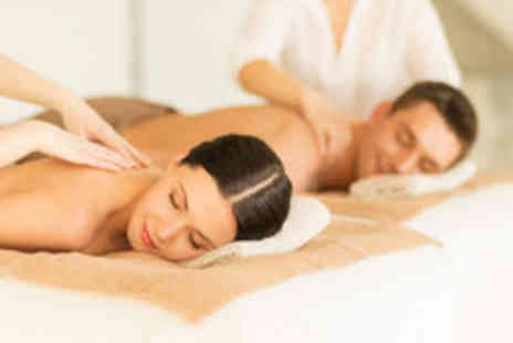 London Therapy 4 U - Blissful Spa Day with a Choice of a Massage or Facial for Two - Save 49%