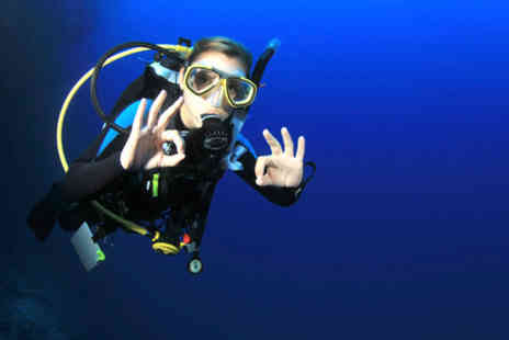 Manta Scuba - Two hour PADI Discover Scuba Diving course  - Save 55%