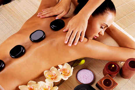 I Love Nails - One hour Hot Stone Massage - Save 65%
