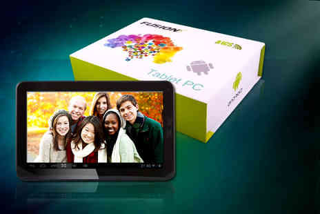 Fusion 5 Tablets - 10.1 inch Android 4.4 CortexTM A7 quad core tablet PC - Save 58%