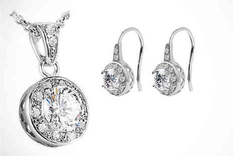 Youri deal gift store - Choice of Jewellery Set with Swarovski Elements - Save 86%