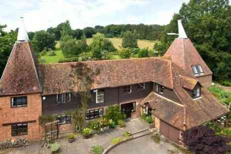 Bishopsdale Oast - One  Night stay  For Two With Continental Breakfast - Save 39%