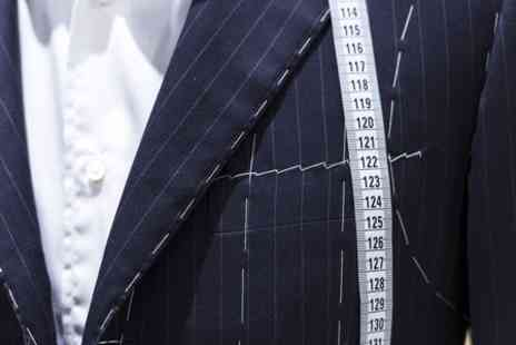 Bespoke Master Tailoring - Tailor Made Two Piece Wool Suit  - Save 0%