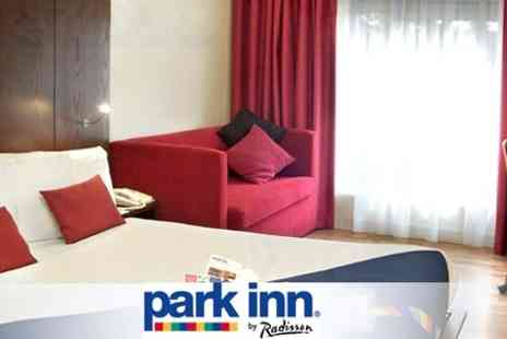 Park Inn Walsall - One Night Stay for a Family with Dinner - Save 61%
