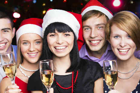 Whoop Hall - Christmas party packages - Save 59%
