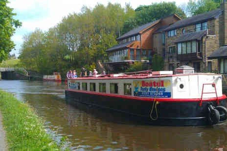 Boatel Party Cruises -  90 minute Winter Warmer boat cruise for Two  - Save 52%