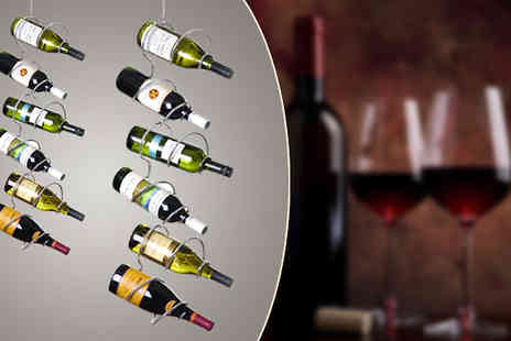 Nine Stars Gb - Two Wine Bottle Holders - Save 63%