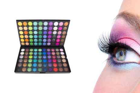 ASO Celebs - 120pc Eyeshadow Palette - Save 61%