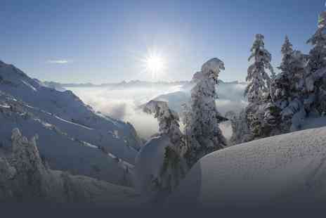 Hotel Sonnwirt - Three nights skiing with ski pass, half board and sauna access - Save 31%