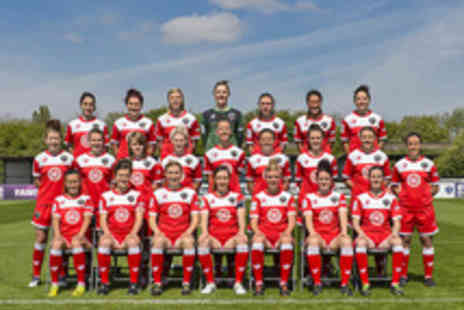 Bristol Womens Football Academy - Tickets to UEFA Womens Champions League Bristol v Barcelona - Save 50%