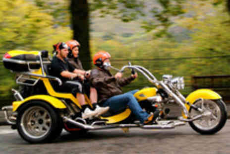 Trike Tours Scotland - Scenic Trike Tours in Scotland for Two with Photos - Save 61%