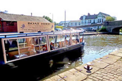 Burscough Boat Trading - Christmas Canal Cruise with Afternoon Tea - Save 59%