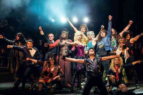 ATG Ambassador Group - Ticket to the Rock of Ages musical  - Save 33%