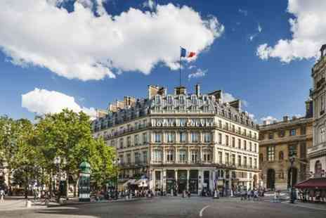 Hotel Louvre - One night Stay For Two With Breakfast - Save 0%
