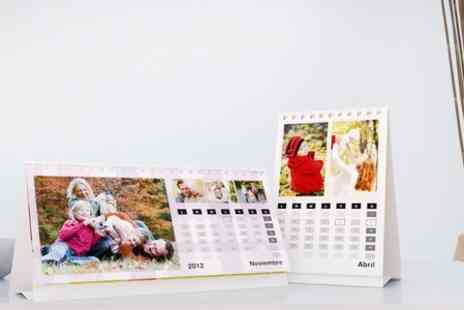 Dreambooks - Personalised Desk Calendars  - Save 63%