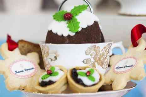 Mama Doreens Cupcakes - Winter Afternoon Tea For Two - Save 0%