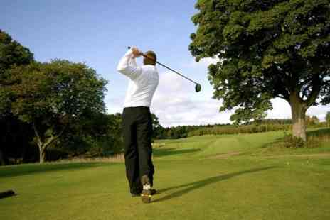 Strathmore Golf Centre - 18 Holes of Golf With Bacon Roll and Coffee - Save 37%