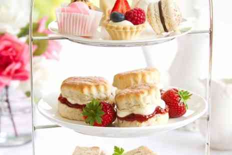 Carmelite Aberdeen Ltd - Afternoon Tea For Two  - Save 50%