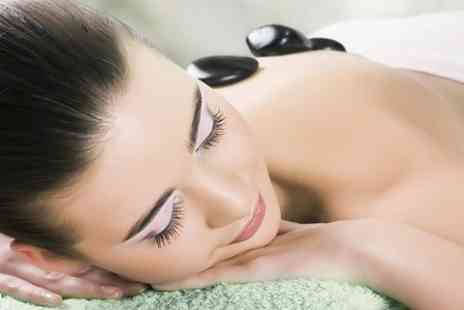 La Chic Hair Beauty - Ayurvedic Facial and Hot Stone Massage  - Save 0%