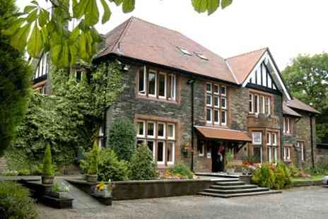 The Whitehall Hotel - One Night Stay With Breakfast and a Two Course Meal  - Save 38%