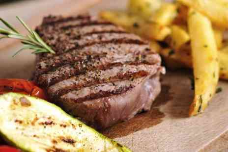 The Old Inn - Chateaubriand Steak Meal For Two  - Save 50%