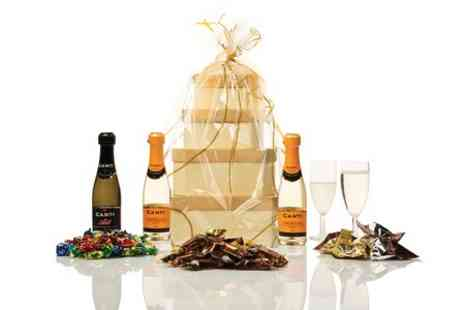 Polyverse - Sparkling Wine and Chocolates Hamper  - Save 0%