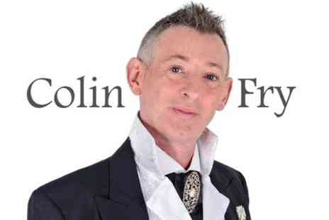 Rainton Meadows Arena - Ticket to Colin Fry Live Medium  For One  - Save 53%